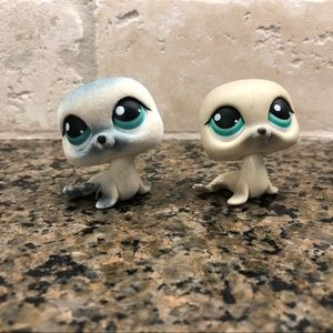 Hasbro Other - Littlest Pet Shop Lps Seal Sea Lion GUC